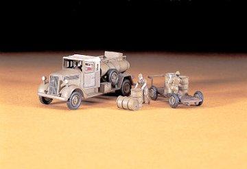 Fuel Truck Isuzu TX-40 · HG 631116 ·  Hasegawa · 1:72