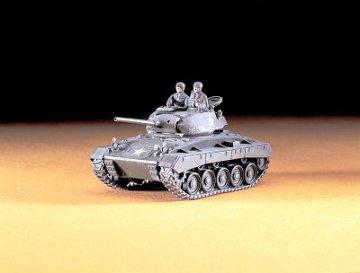 M24 Chaffee Light Tank · HG 631119 ·  Hasegawa · 1:72