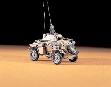 Humber MK. II · HG 631125 ·  Hasegawa · 1:72