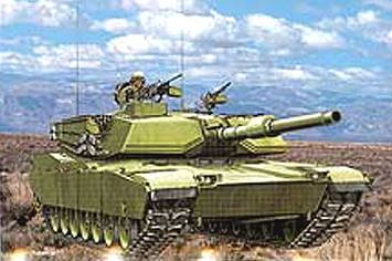 Abrams M1E1 · HG 631135 ·  Hasegawa · 1:72
