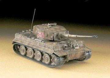 PzKpfw. VI Tiger I/E (Late) · HG 631136 ·  Hasegawa · 1:72