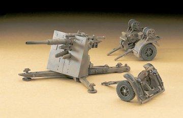 88 mm Gun Flak 36 · HG 631138 ·  Hasegawa · 1:72