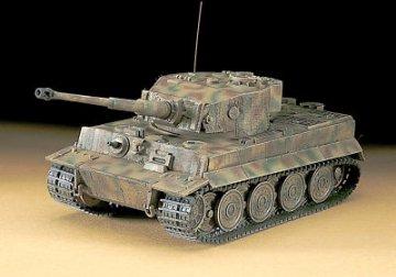 PzKpfw. VI Tiger I (Last V.) · HG 631139 ·  Hasegawa · 1:72