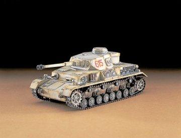 PzKpfw. IV Ausf. G · HG 631143 ·  Hasegawa · 1:72