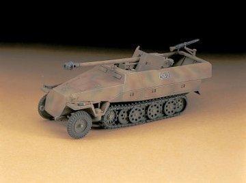 SdKfz. 251/22 Ausf. D, PaK-Wagen · HG 631145 ·  Hasegawa · 1:72