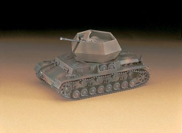 37 mm Flakpanzer IV, Ostwind · HG 631147 ·  Hasegawa · 1:72