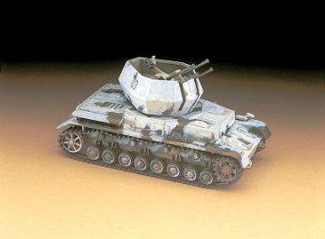 20 mm Flakpanzer IV, Wirbelwind · HG 631148 ·  Hasegawa · 1:72