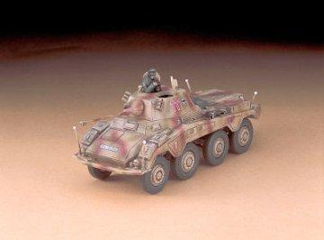 SdKfz. 234/2 PUMA Pz.Spaehwagen · HG 631152 ·  Hasegawa · 1:72