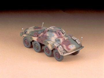 SdKfz. 234/1 8-Rad schwerer Panzerspaehwagen · HG 631153 ·  Hasegawa · 1:72