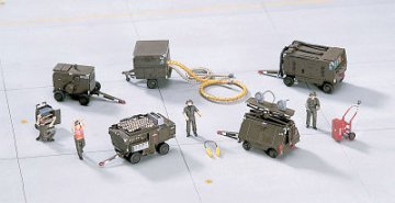 Ground Equipment Set · HG 635006 ·  Hasegawa · 1:72