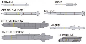Europäisches Waffenset · HG 635015 ·  Hasegawa · 1:72