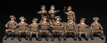 Japanische Marine Flieger · HG 635116 ·  Hasegawa · 1:72