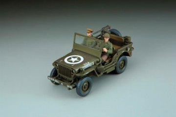 Jeep Willys MB · HG 636012 ·  Hasegawa · 1:48