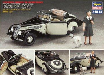 BMW 327 · HG 636013 ·  Hasegawa · 1:48