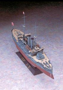 IJN Battleship Mikasa, Battle of Jap. Sea · HG 640021 ·  Hasegawa · 1:350