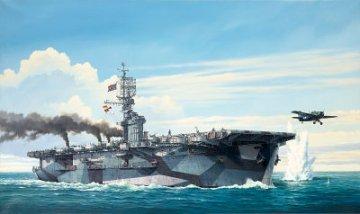 U.S. Navy Escort · HG 640027 ·  Hasegawa · 1:350