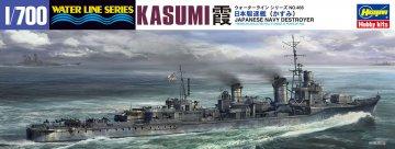 IJN Kasumi · HG 649466 ·  Hasegawa · 1:700