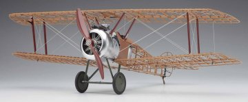 Sopwith Camel F.1 · HG 650031 ·  Hasegawa · 1:16