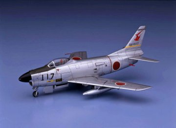 F-86D Sabre DOG JASDF · HG 651404 ·  Hasegawa · 1:72