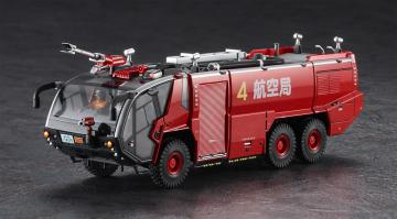 Rosenbauer Panther 6x6, Japan Civil Aviation Bureau · HG 652268 ·  Hasegawa · 1:72
