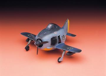 EGG PLANE - Focke Wulf FW 190A · HG 660121 ·  Hasegawa