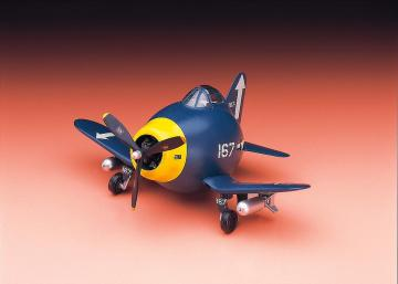 EGG PLANE - F4U Corsair · HG 660122 ·  Hasegawa
