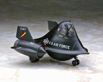 EGG PLANE SR-71 Blackbird · HG 660128 ·  Hasegawa