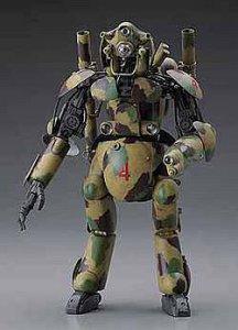 Humanoid Unmanned Interceptor GROSSER HUND · HG 664005 ·  Hasegawa · 1:20