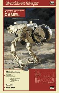 Luna Tactical Reconnaissance Macchine LUM-168 Camel · HG 664006 ·  Hasegawa · 1:20