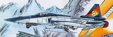 Area 88, F-20 Tigershark Shin Kazama · HG 664771 ·  Hasegawa · 1:48