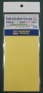 Glasklares doppelseitiges Klebeband · HG 671825 ·  Hasegawa