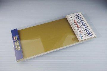 Klebefolie, Braun, 90 x 200 mm · HG 671914 ·  Hasegawa