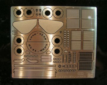 Etching Parts for 312T2 · HG 672131 ·  Hasegawa · 1:20