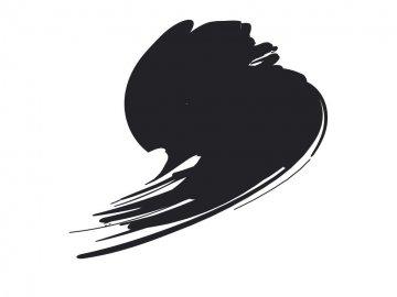 Night Black (FS37038. ANA 604) - Blue Line (17ml) · HTK B041 ·  Hataka