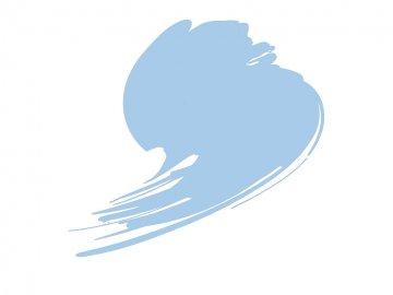 Gris Bleu Clair - Blue Line (17ml) · HTK B095 ·  Hataka