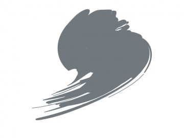 Dark Gull Grey (FS36231. ANA 621) - Orange Line (17ml) · HTK C044 ·  Hataka