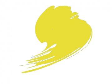 Sulphur Yellow (RAL 1016) - Orange Line (17ml) · HTK C269 ·  Hataka