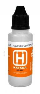 Matt Lacquer Clear Coat (17ml) · HTK XP001-1 ·  Hataka