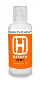 Matt Lacquer Clear Coat (60ml) · HTK XP007-2 ·  Hataka