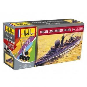 Fregate Lance-Missiles Suffren · HE 49033 ·  Heller · 1:1200