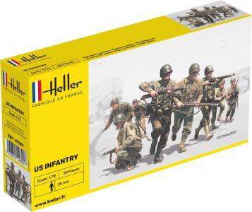 Infanterie US · HE 49601 ·  Heller · 1:72