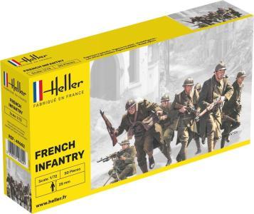Infanterie Francaise · HE 49602 ·  Heller · 1:72