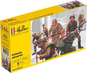 Infanterie Russe · HE 49603 ·  Heller · 1:72