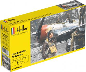 US Air Force Personal · HE 49648 ·  Heller · 1:72