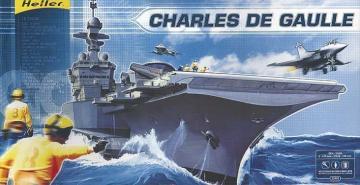 Charles de Gaule · HE 52905 ·  Heller · 1:400