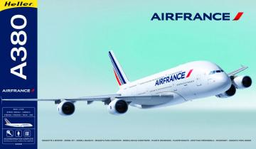 Airbus A380 Air France · HE 52908 ·  Heller · 1:125