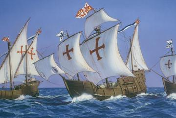 Christoph Columbus · HE 52910 ·  Heller · 1:75