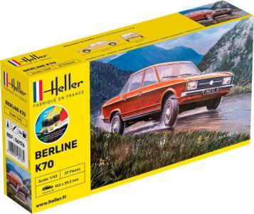 K70 - Starter Kit · HE 56176 ·  Heller · 1:43