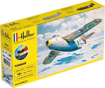 Tunnan - Starter Kit · HE 56260 ·  Heller · 1:72