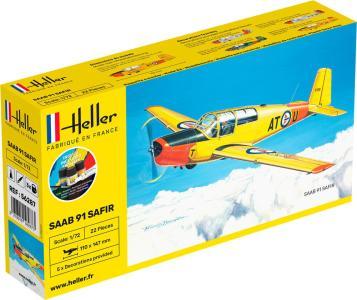 SAFIR 91 - Starter Kit · HE 56287 ·  Heller · 1:72